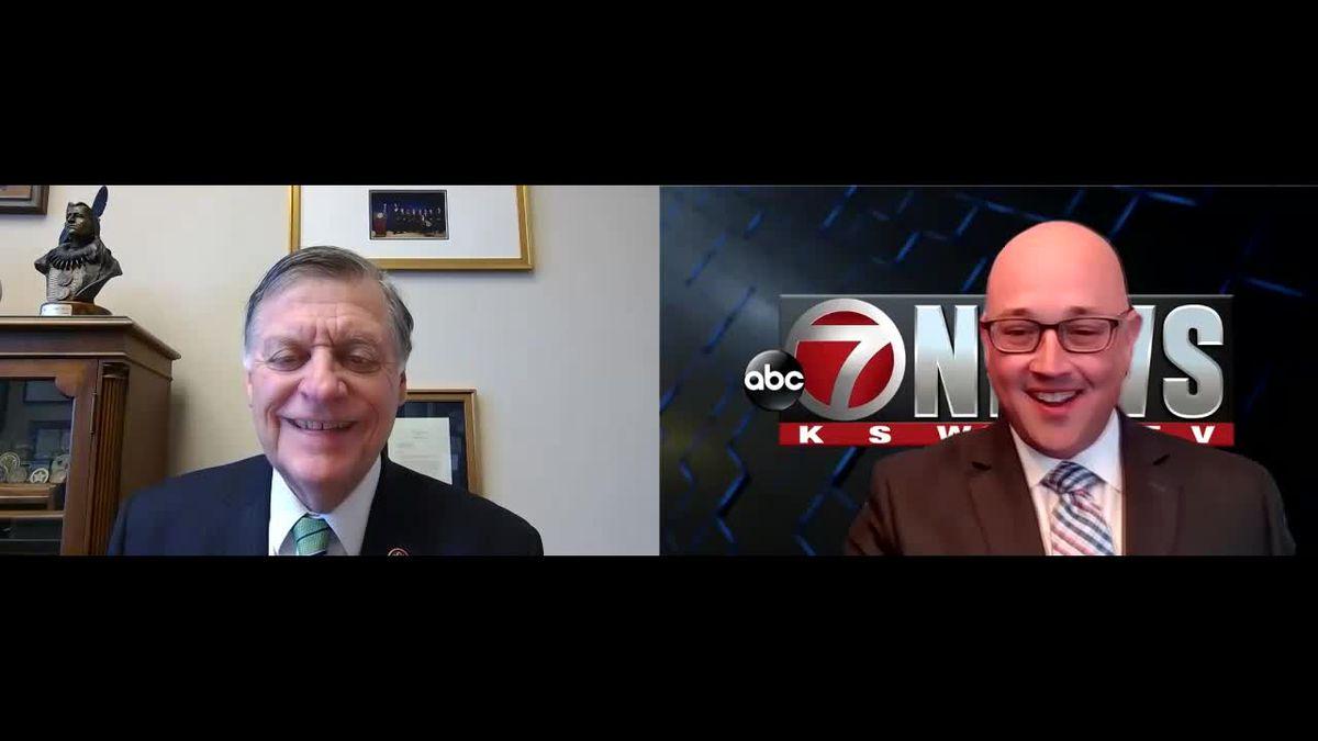 Congressman Tom Cole talks coronavirus vaccines, economic stimulus, and National Defense Authorization Act