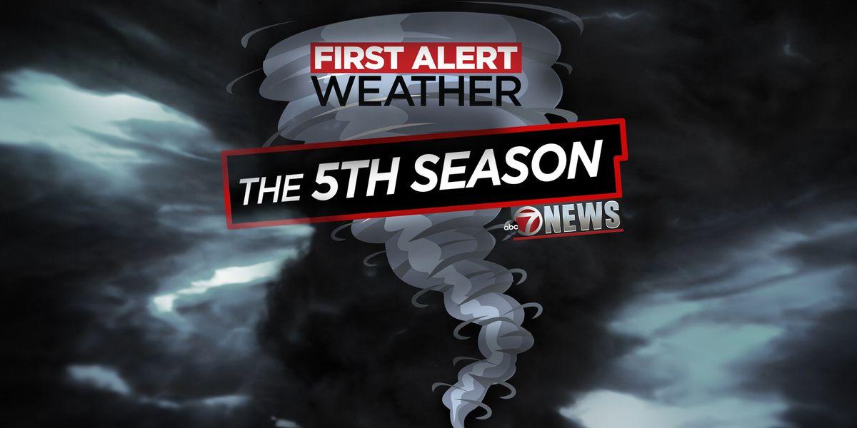 5th Season: Outdoor emergency sirens