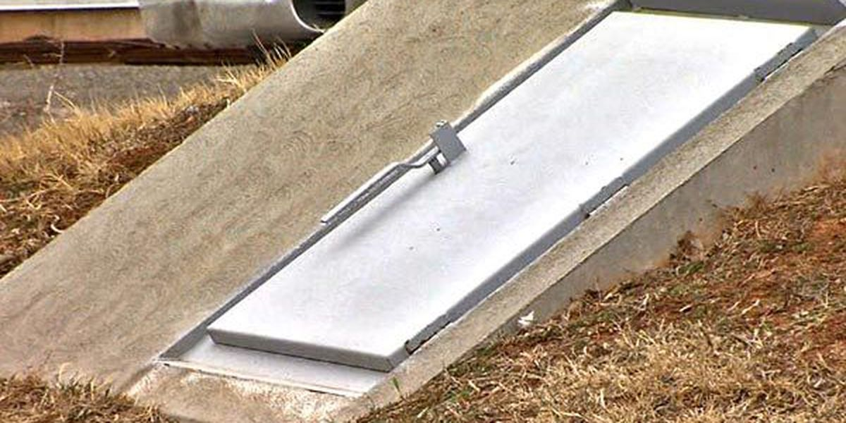 OK Institute for Child Advocacy CEO Joe Dorman pushes for storm shelters in every school