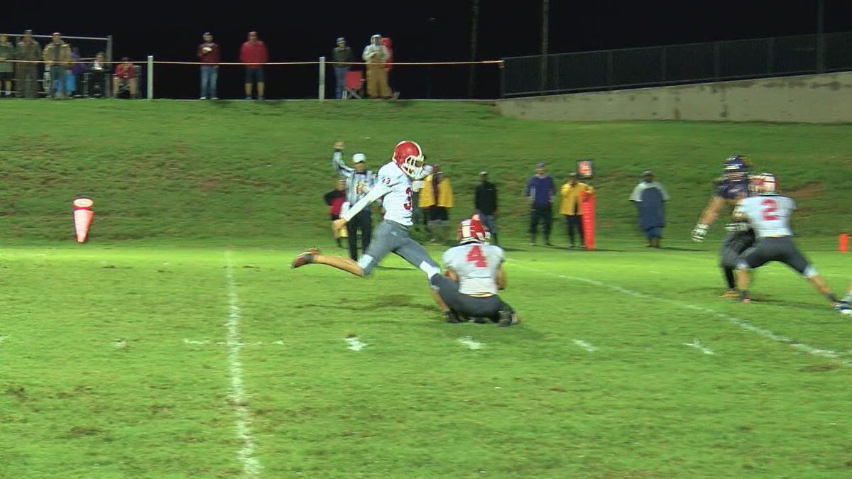 YOU CAN HELP: Football player using kicking ability to raise money for Cache Special Olympics