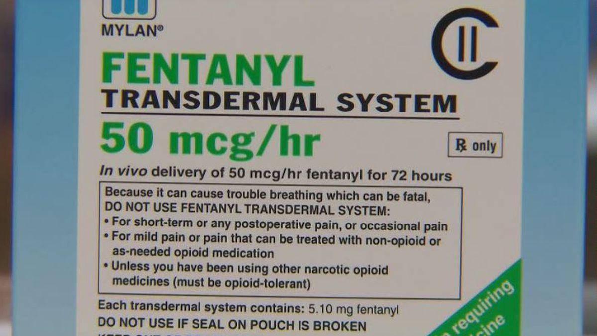Most drug overdoses involve fentanyl, CDC finds
