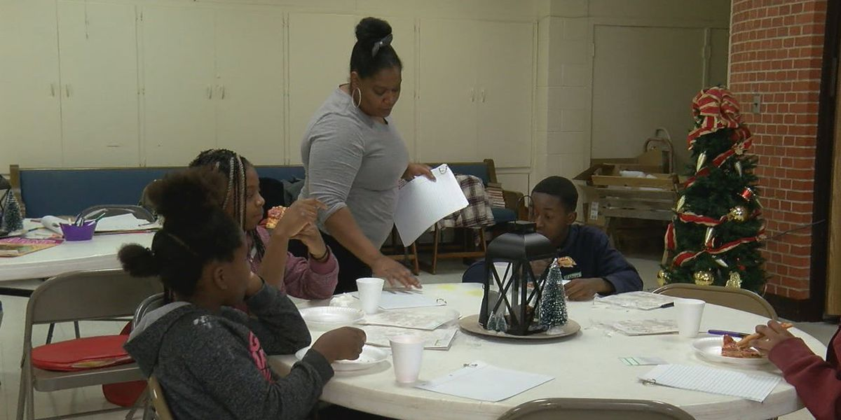 Kids learned about budgeting and money management