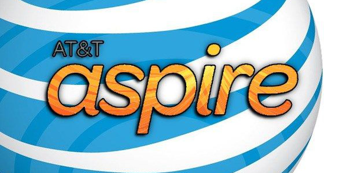 AT&T Aspire flash funds area school projects