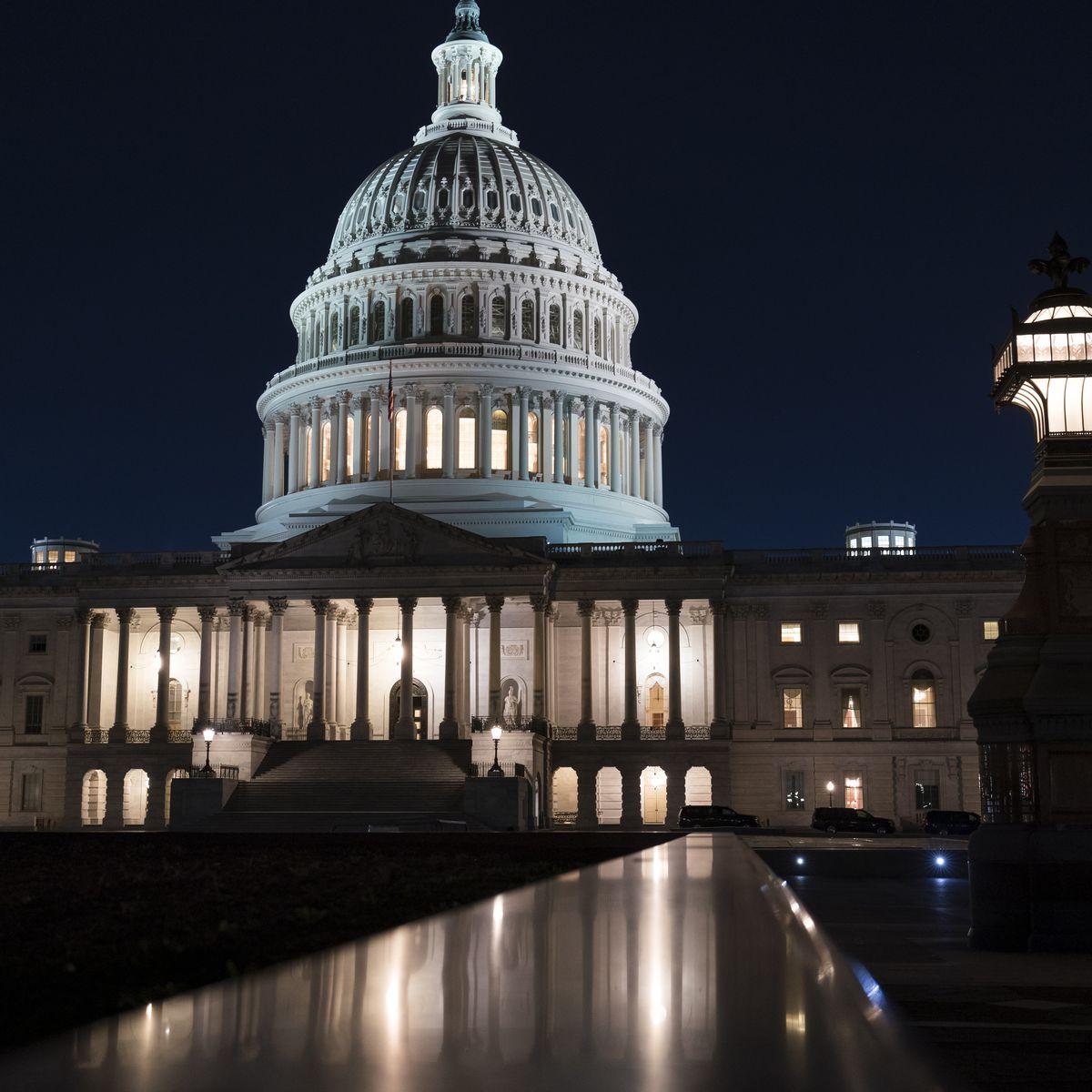 Senate OKs $1.9T virus relief bill that includes stimulus checks