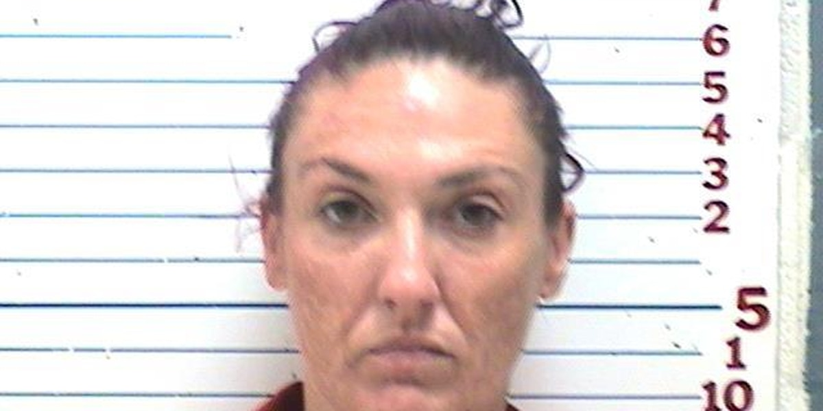 Lawton woman arrested for bringing meth into city jail
