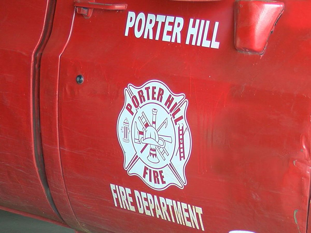Break-in and theft at Porter Hill Fire Department