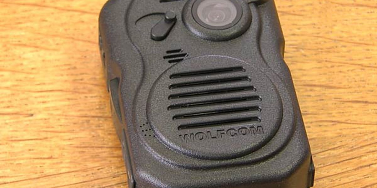 Frederick Police Department invests in body cameras