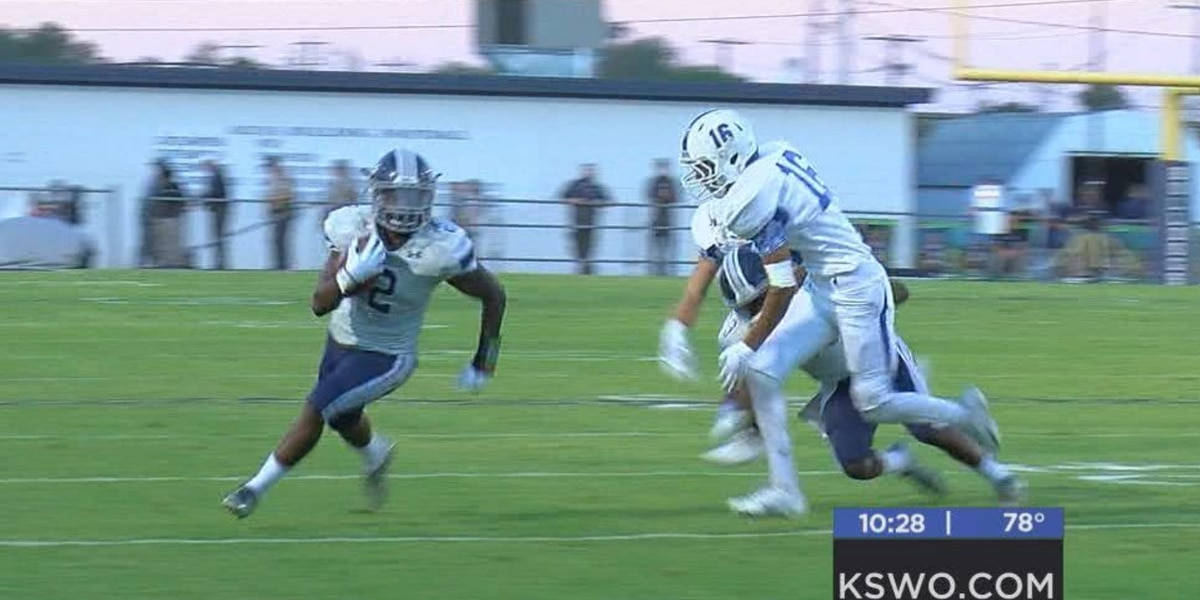 No. 5 Altus rebounds with 34-7 win over Noble