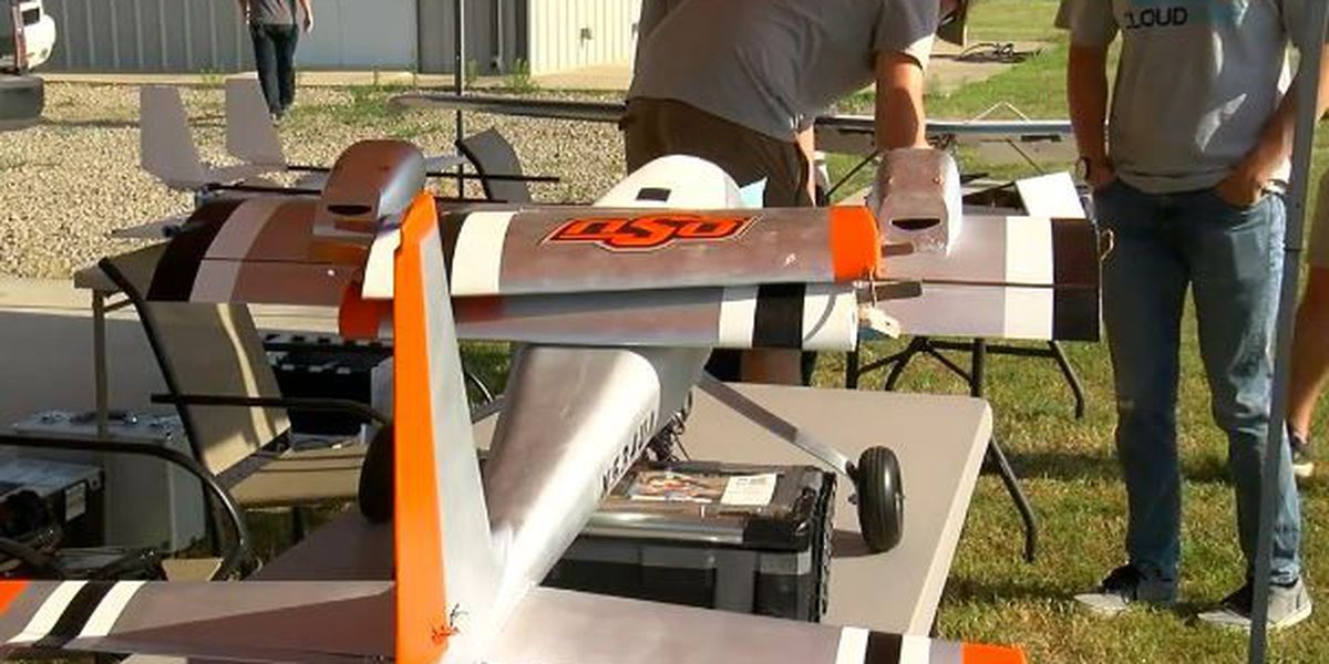 OK students use drones to improve forecasts