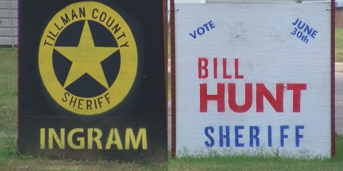 ELECTION PREVIEW: Tillman County voters to elect new sheriff