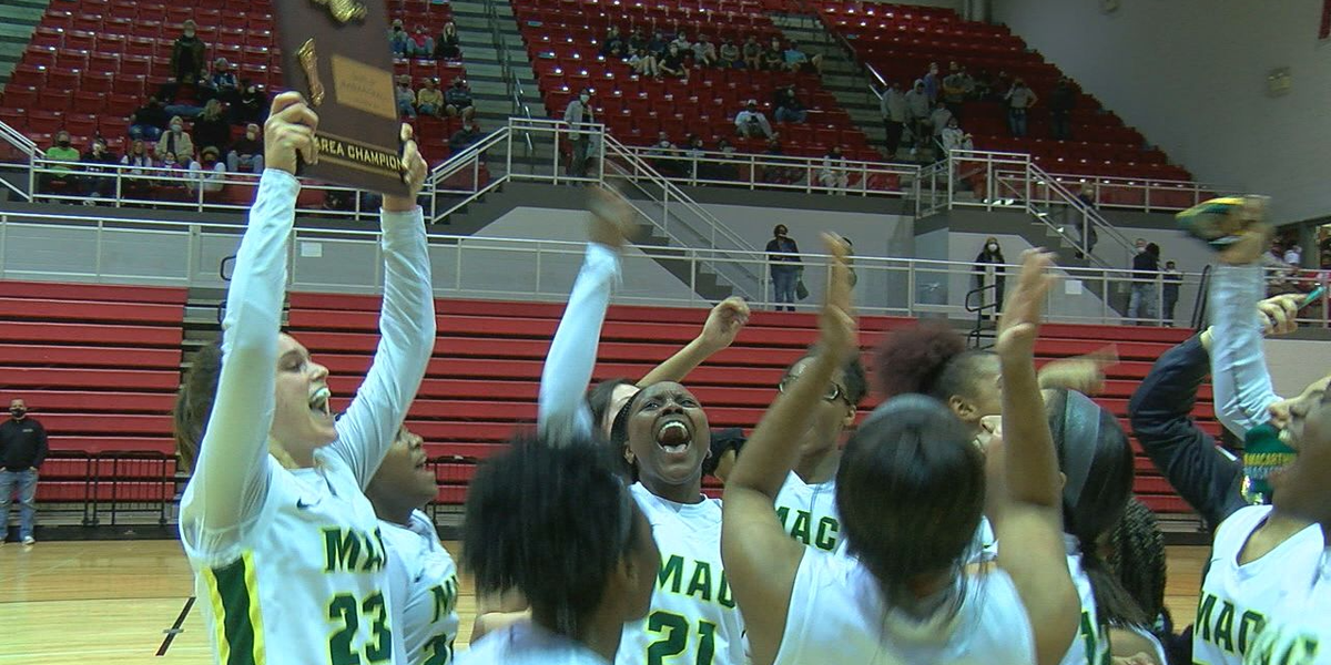 MacArthur girls clinch State Tournament bid with win over Carl Albert