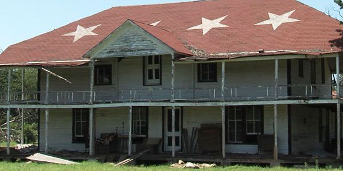 Comanche Nation asks for help saving Star House