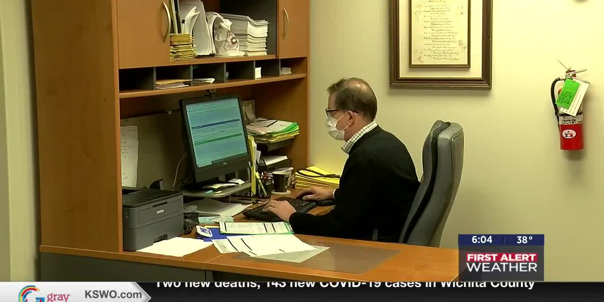 KSWO 6pm Newscast- First Half - clipped version