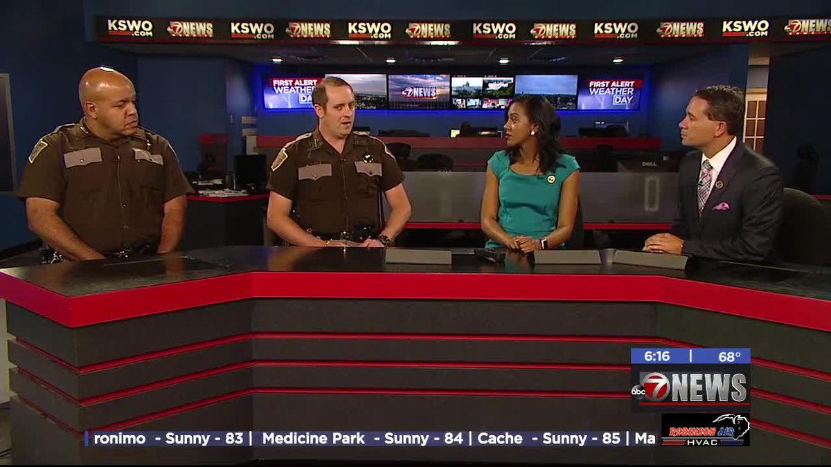 The Oklahoma Highway Patrol joined Good Morning Texoma to