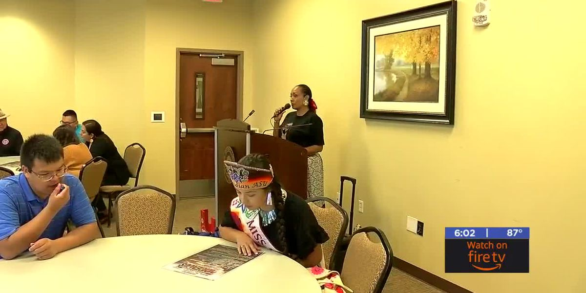 Cameron's Native American Student Association celebrates Indigenous People's Day