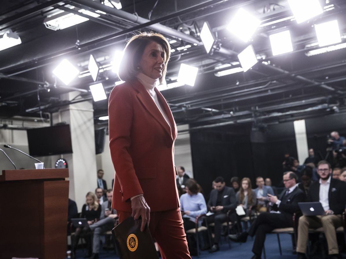 Freshman Dems face thorny first vote: Yes or no on Pelosi