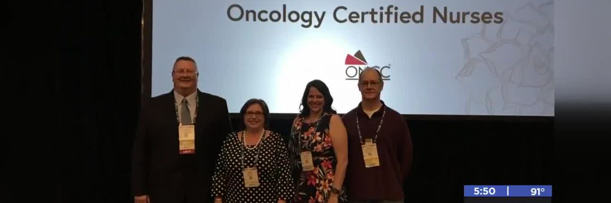 MedWatch: Cancer Centers of SWOK receive award -7/14/2019