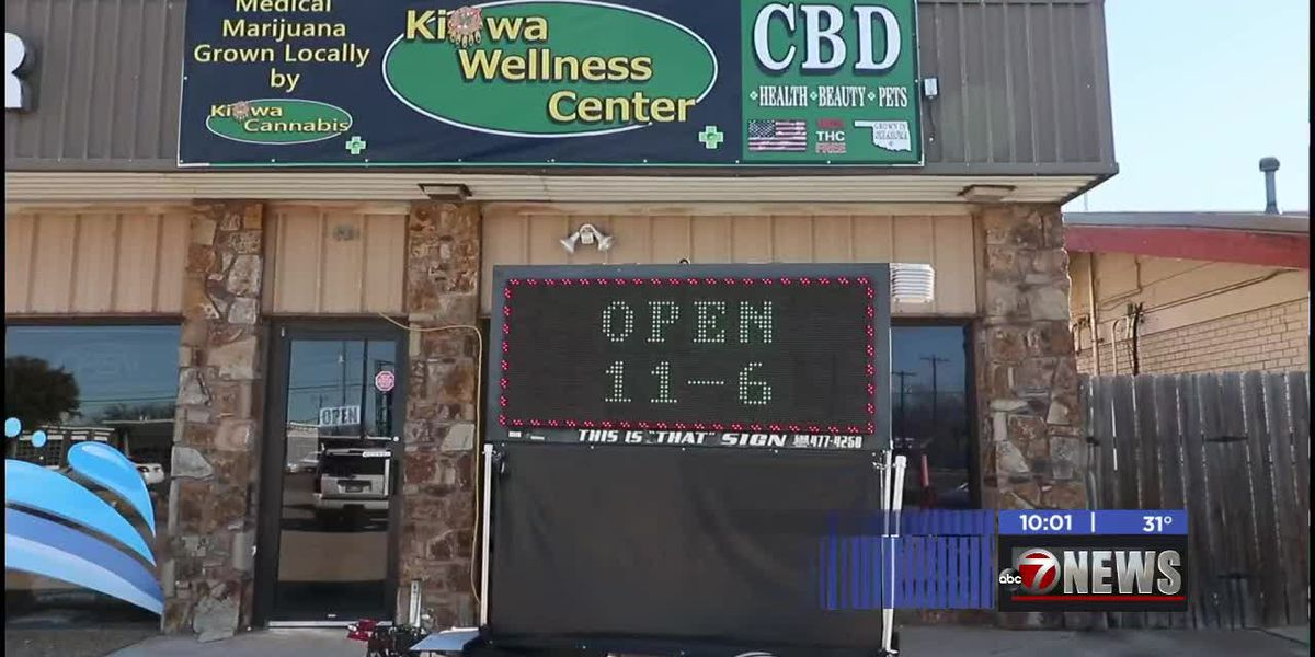 Medical marijuana dispensary in Altus holds grand opening