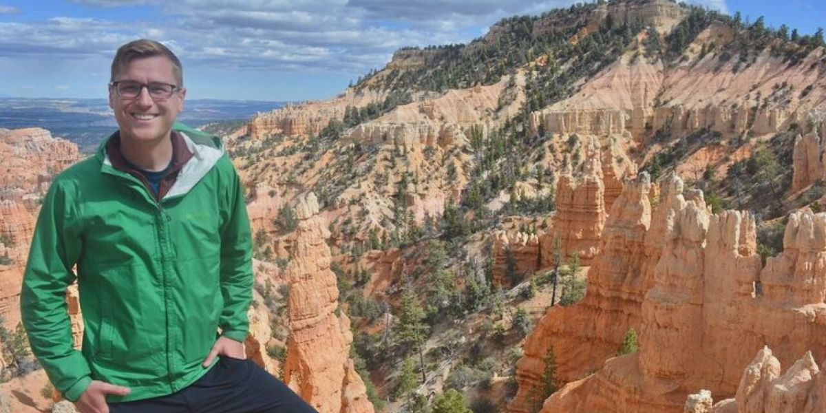 Man visiting all 417 National Parks in US comes through Lawton