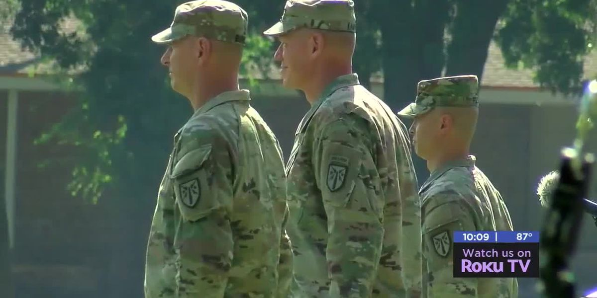 Special ceremony marks change in Fires Center and Fort Sill leadership