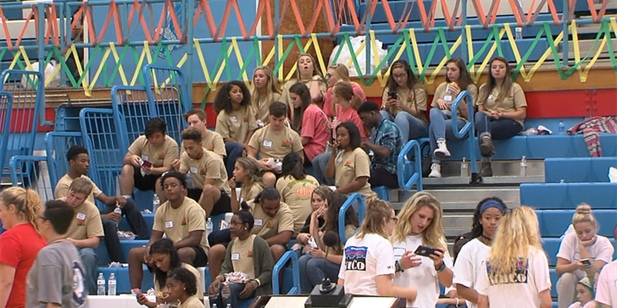 IKE hosts OK Association of Student Councils convention