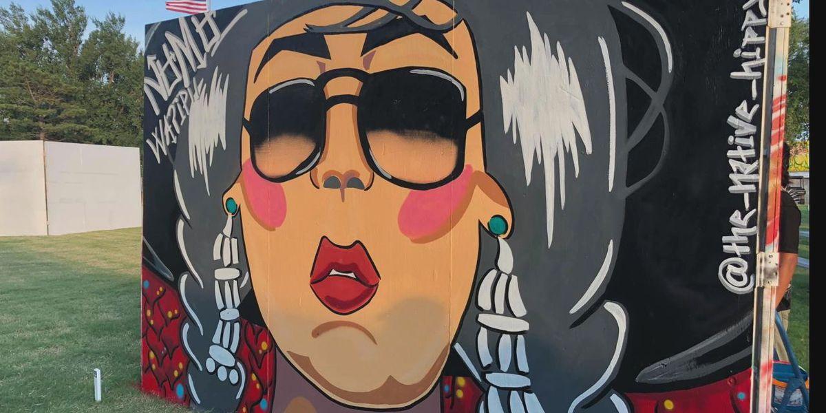 3 local artists chosen for Oklahoma State Fair mural contest