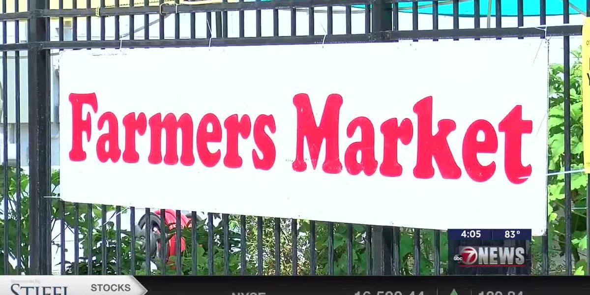Duncan Farmers Market taking place Friday