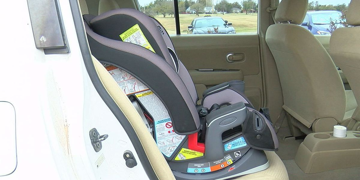 State Agencies offer free child car seat inspections