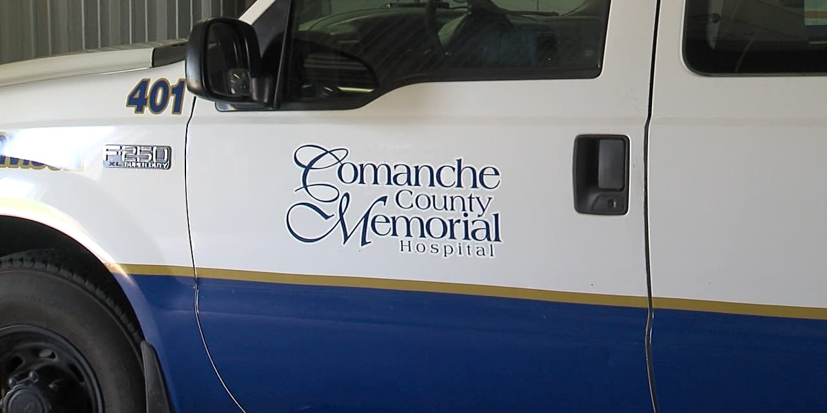 CCMH sends EMS crew to transport patients from Houston