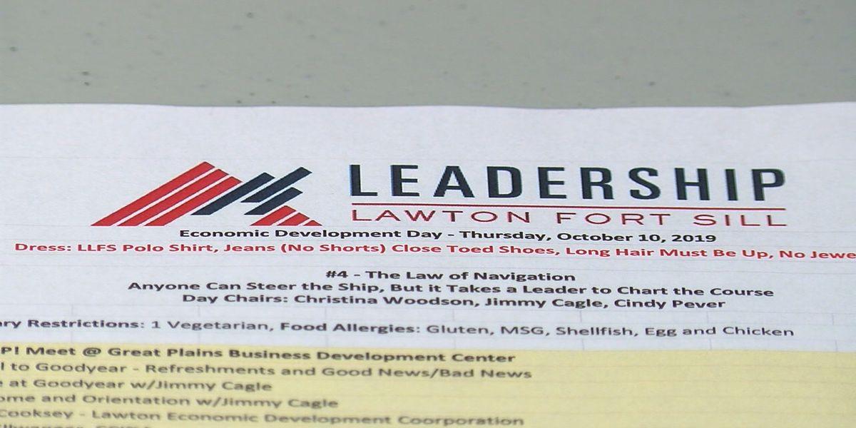 Leadership Lawton tours businesses for Economic Development Day