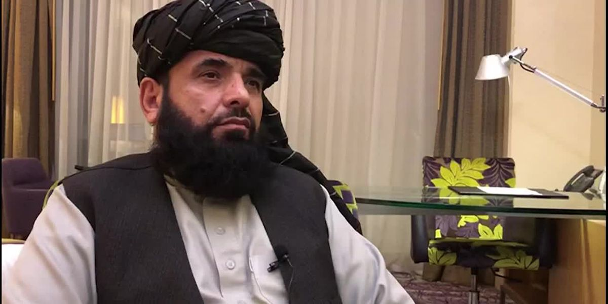 Taliban spokesperson talks about peace prospects