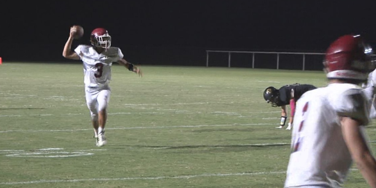Waurika remains undefeated with Week 6 win