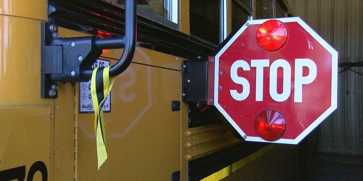 DPS transportation department starting nationwide stop arm violation awareness