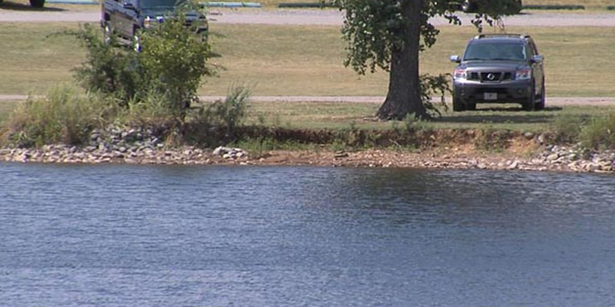 Young boy doing well after near drowning