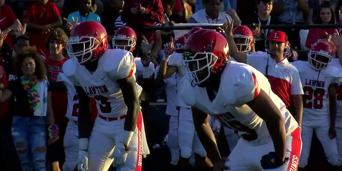 Lawton High dominates 2nd half in 36-21 win over MacArthur