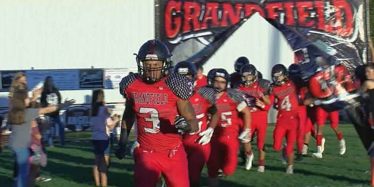 Grandfield thumps Thackerville 42-20 for first win of 2018