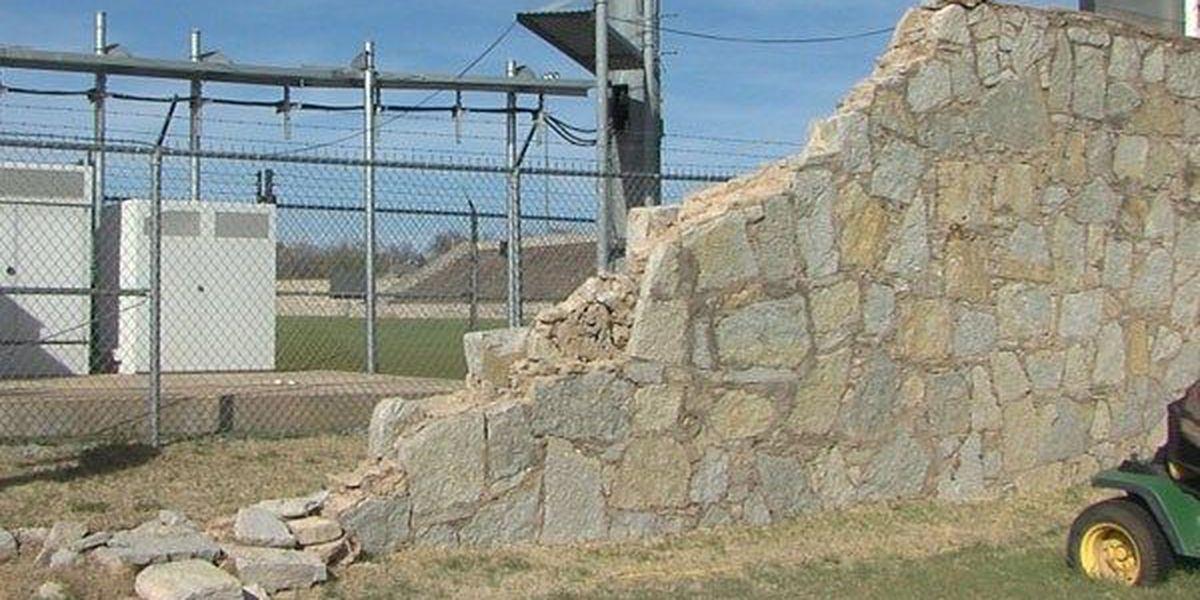 Help wanted in repairing Ron Stephens Stadium