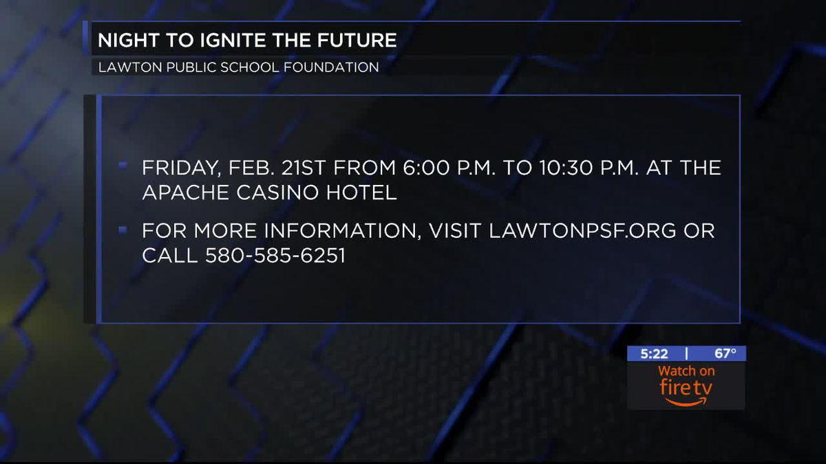 """LPS Foundation's """"Night to Ignite the Future"""" event happening soon"""