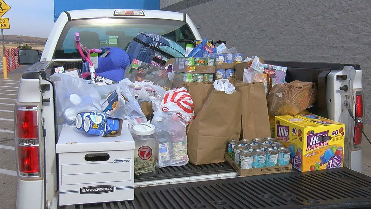 Community gives generously during Share Your Christmas