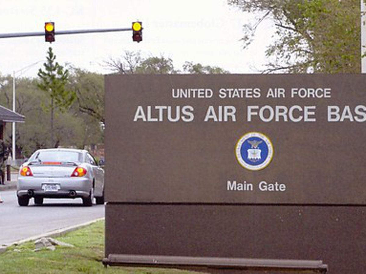 Altus AFB transitioning Health Protection status