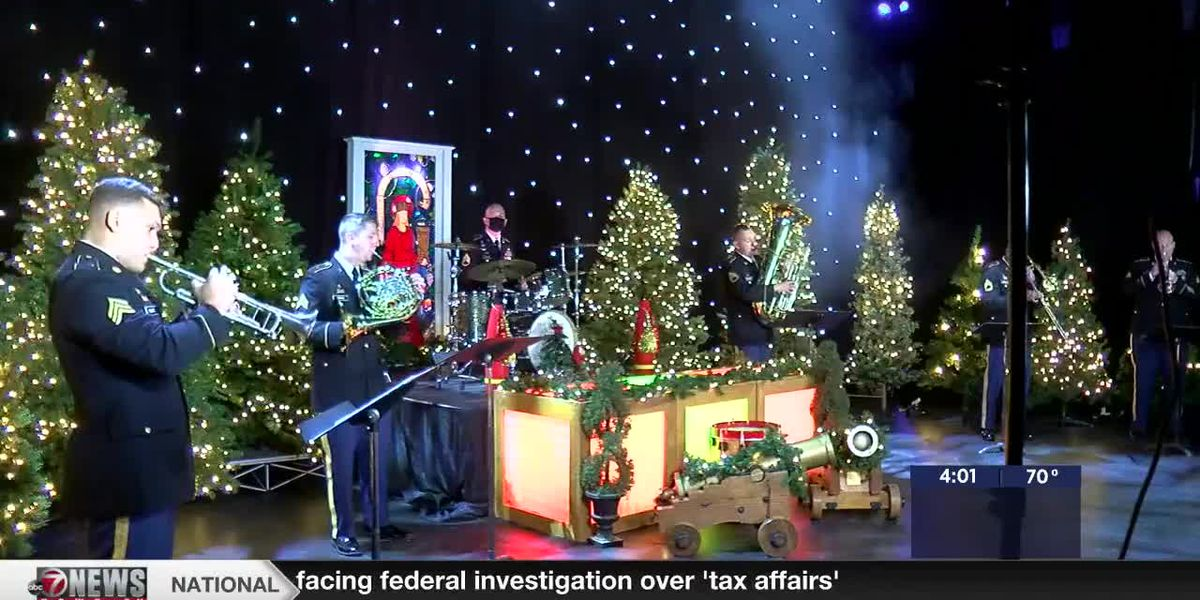 Fort Sill 77th Army Band annual Christmas concert goes virtual