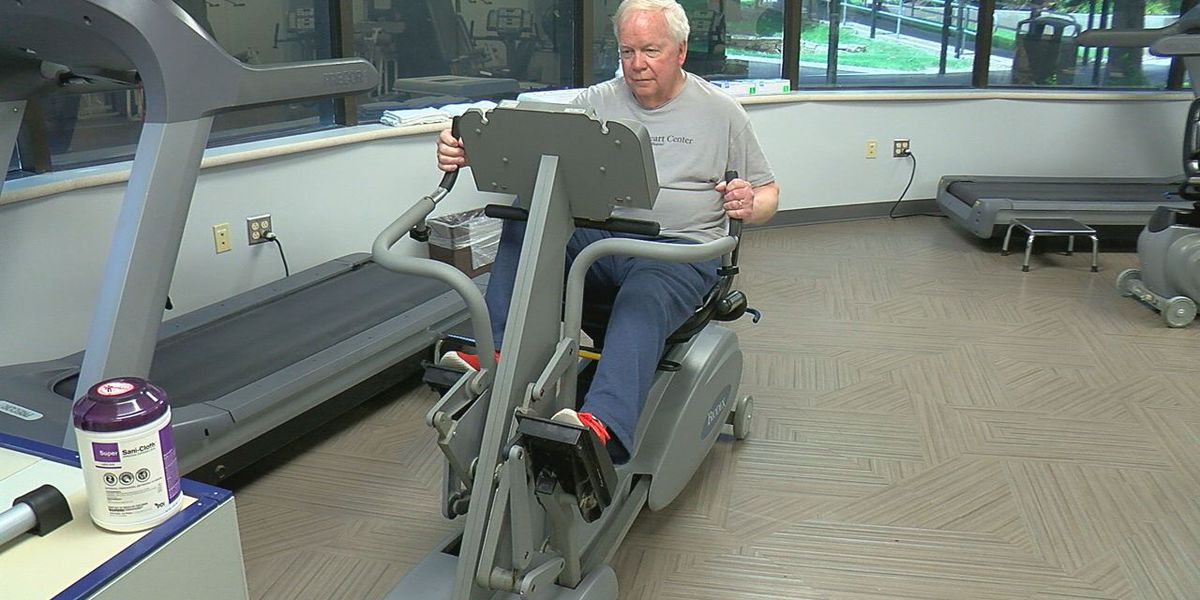 Medwatch: New rehab gym opens inside CCMH