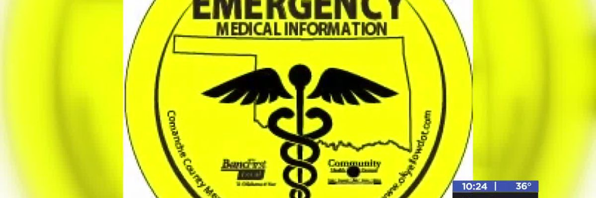 """MedWatch: """"Yellow Dot"""" program works to save lives-11/17/2019"""