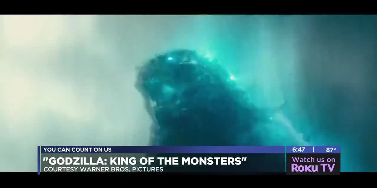 7News at the Movies: Godzilla: King of the Monsters and more