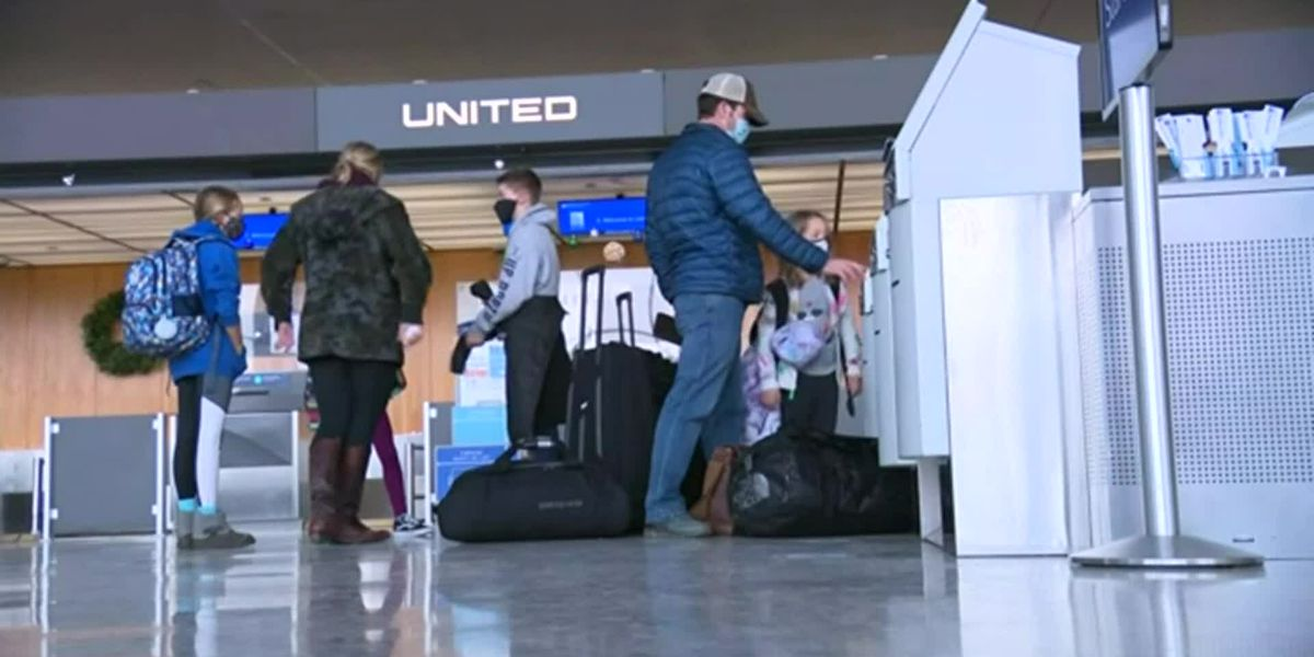New record for pandemic-era air travel set Friday