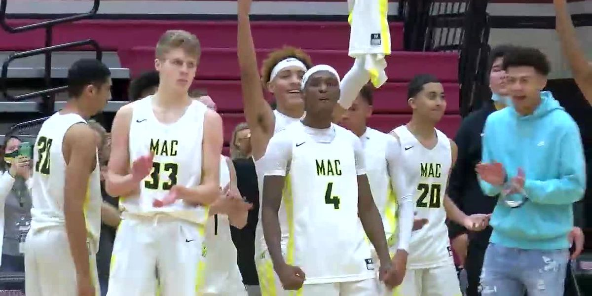 MacArthur boys advance to 5A State Semifinals with 88-73 win over Shawnee