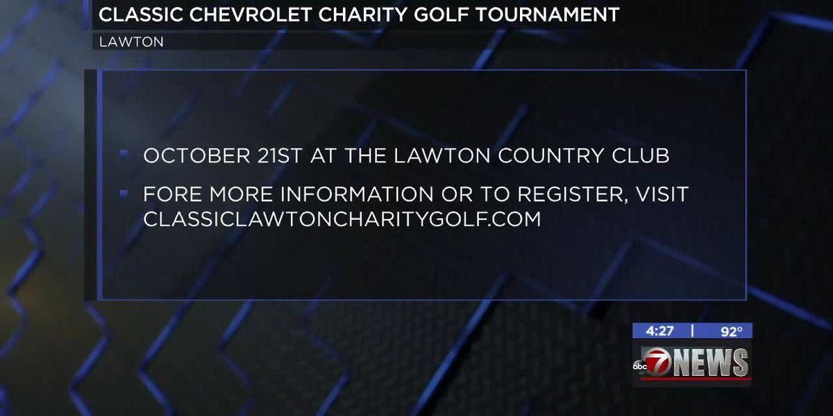 Classic Chevrolet hosting Lawton charity golf tournament