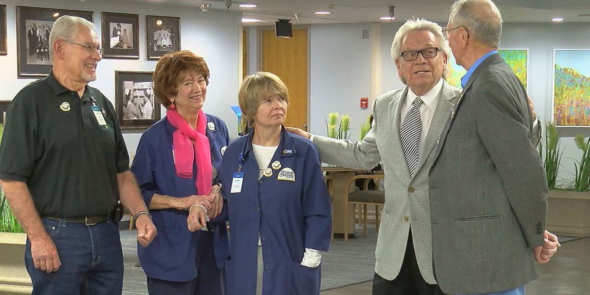 Local volunteers honored for service to cancer patients