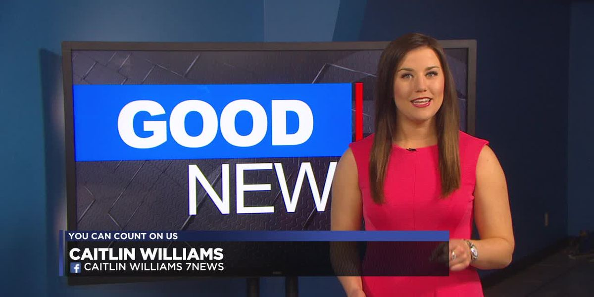Good News stories: March 22