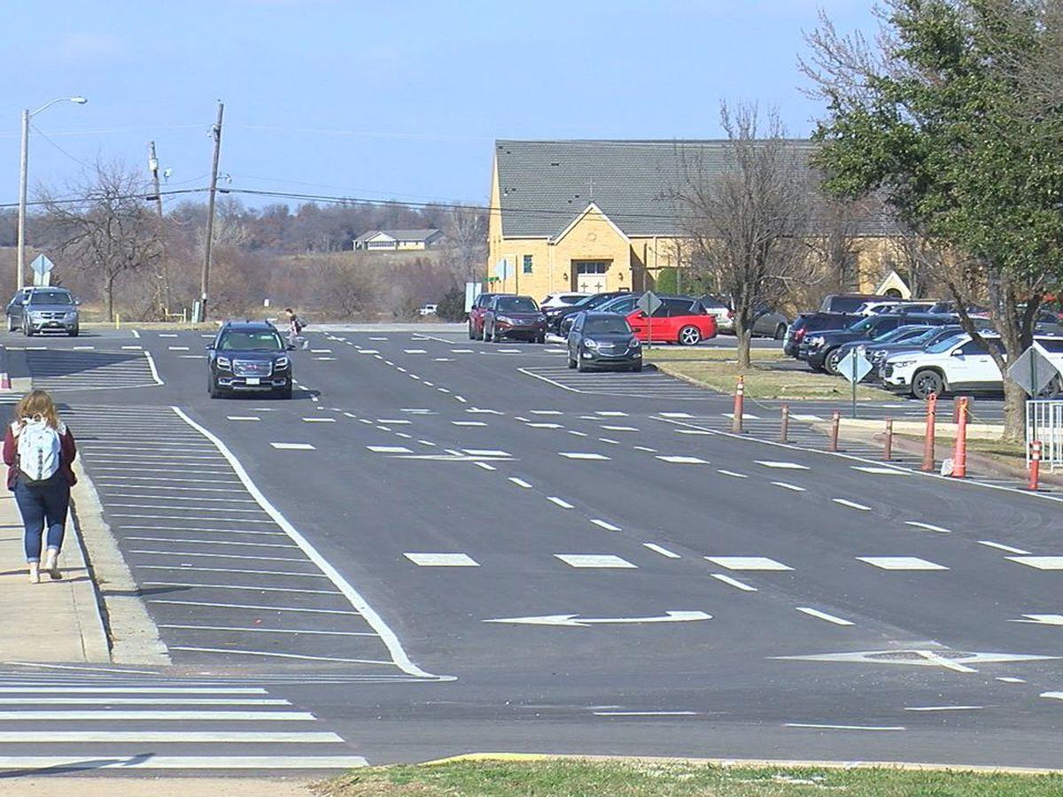 Comanche Nation fixing roads at several SWOK schools
